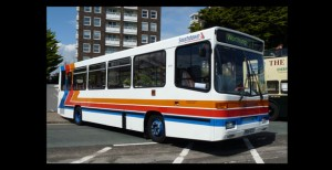 Stagecoach Dennis Dart with a Alexander Dash body © Vincent Tweed
